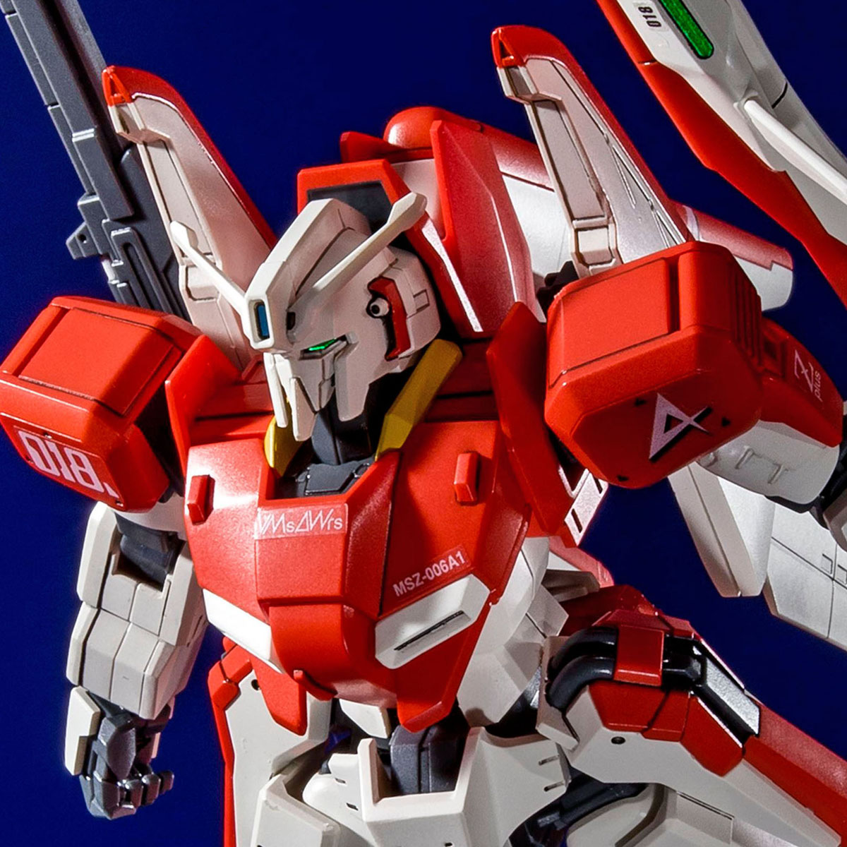 HG 1/144 ZETA plus(TEST IMAGE COLOR)