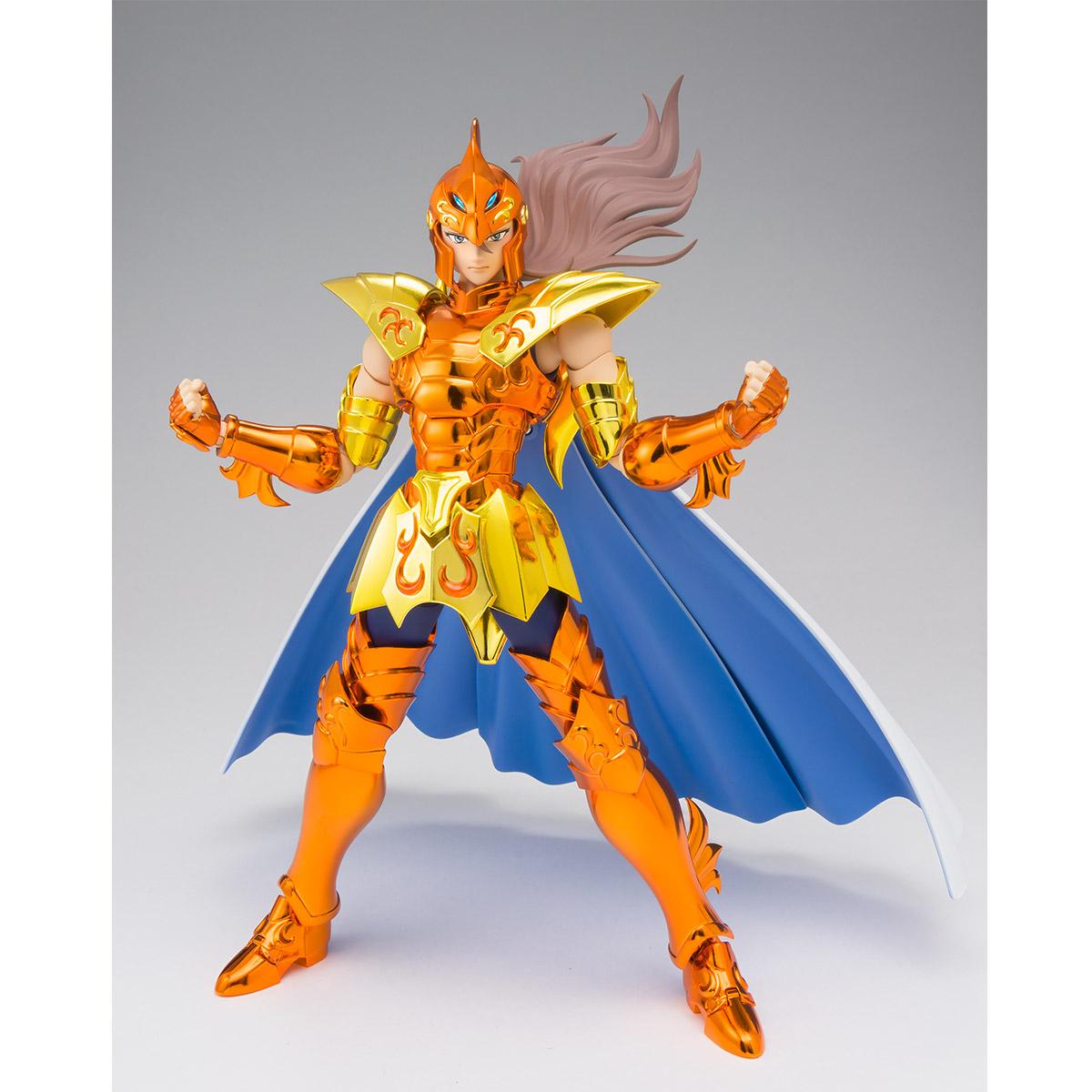 Saint Cloth Myth EX Seahorse Bian General Figure Premium Bandai Japan