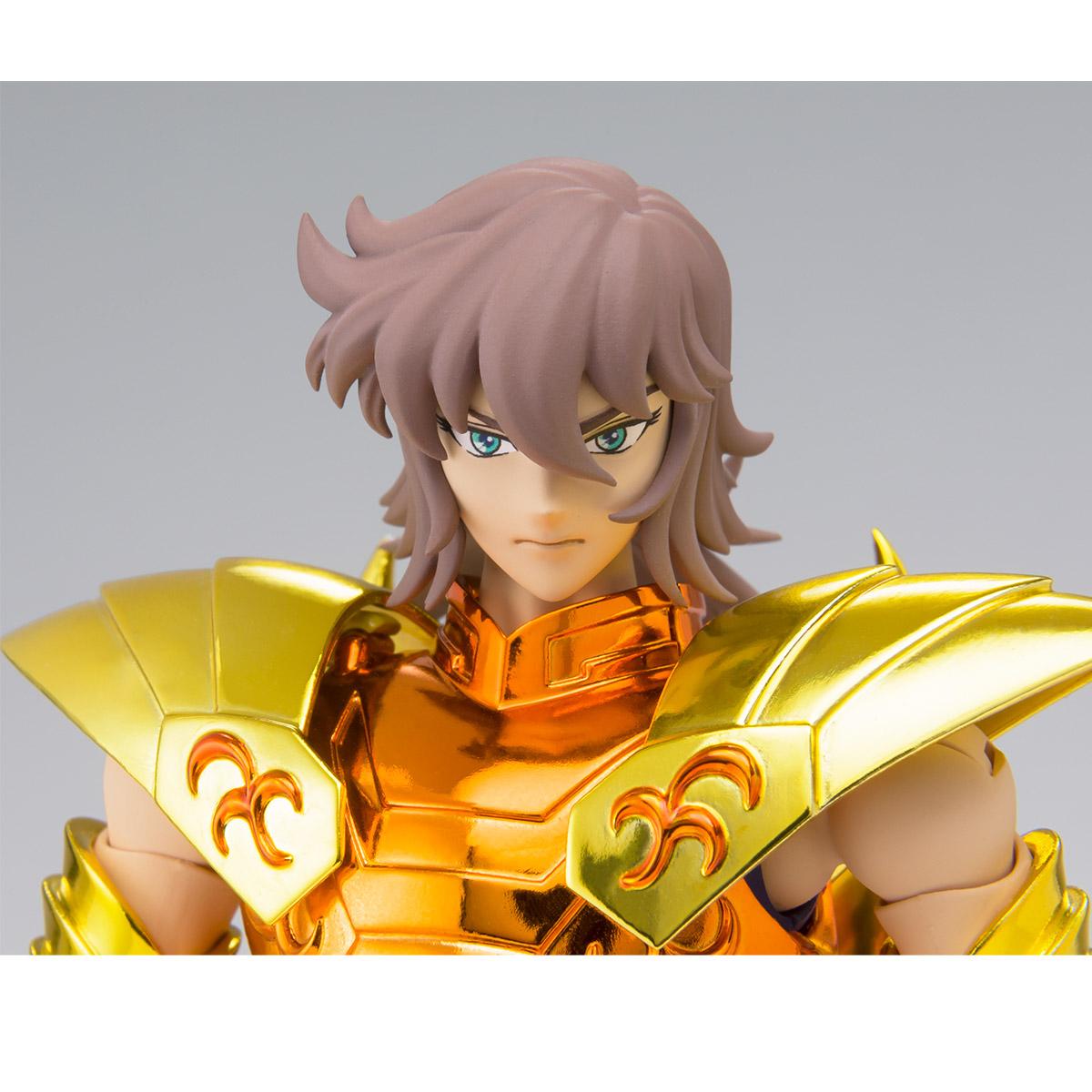 Saint Seiya Saint Cloth Myth EX Seahorse baien Figure Anime goods 180 mm