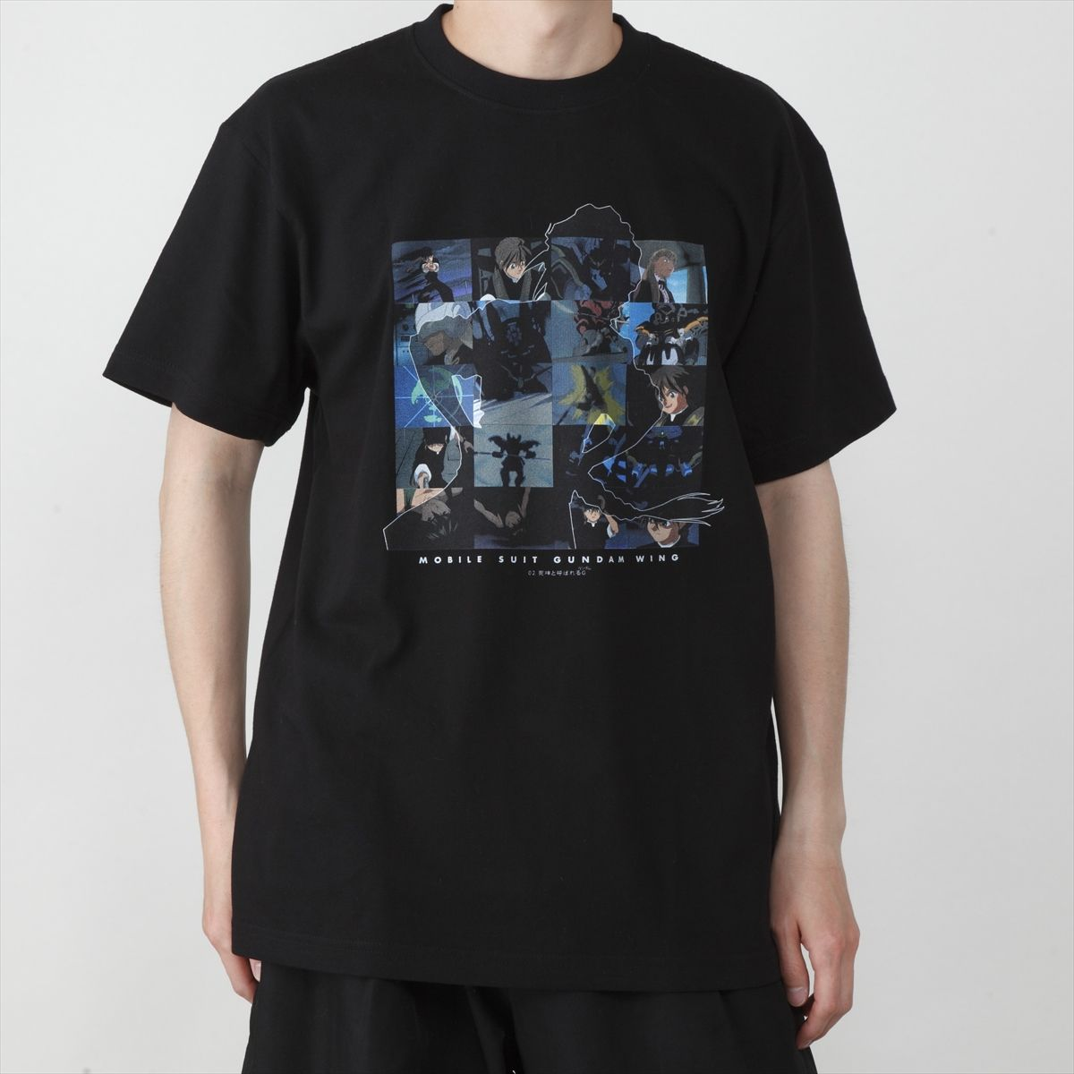 The Gundam Deathscythe T-shirt—Mobile Suit Gundam Wing