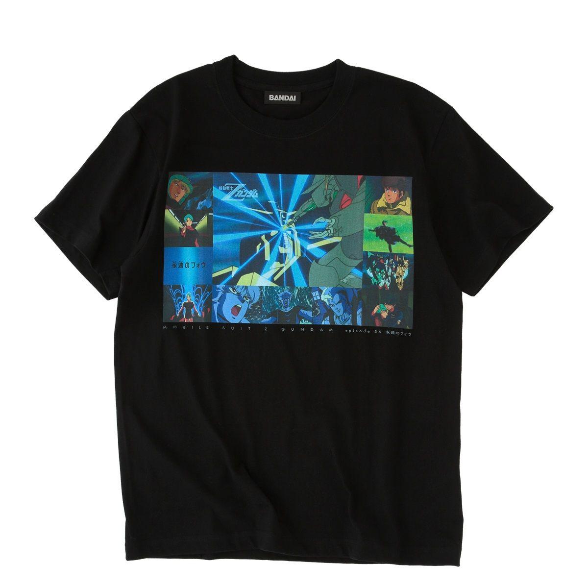 Forever Four T-shirt—Mobile Suit Zeta Gundam