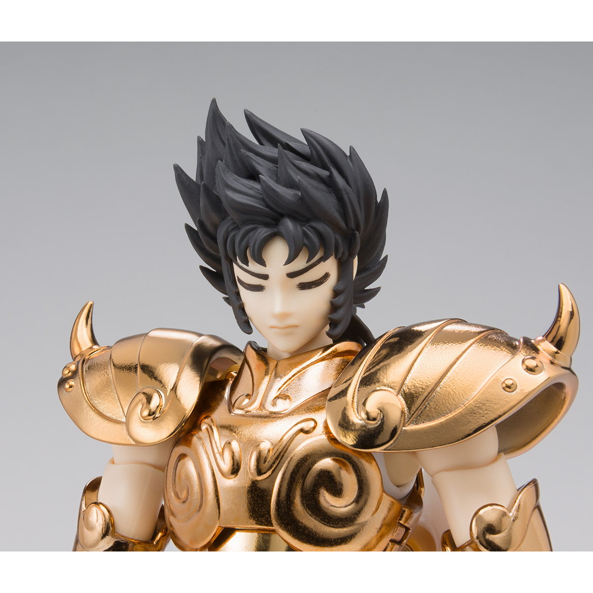 Capricorn Shura Gold Saint Mini figure Saint Seiya