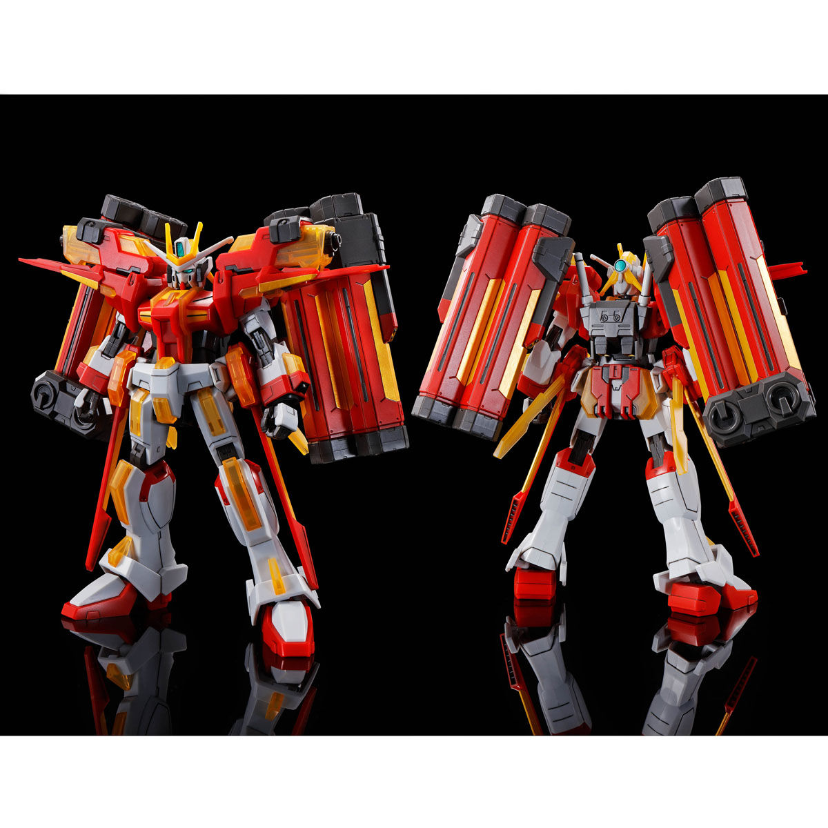 HG 1/144 EXTREME GUNDAM (type-LEOS) ECLIPSE-FACE [Apr 2021 Delivery]