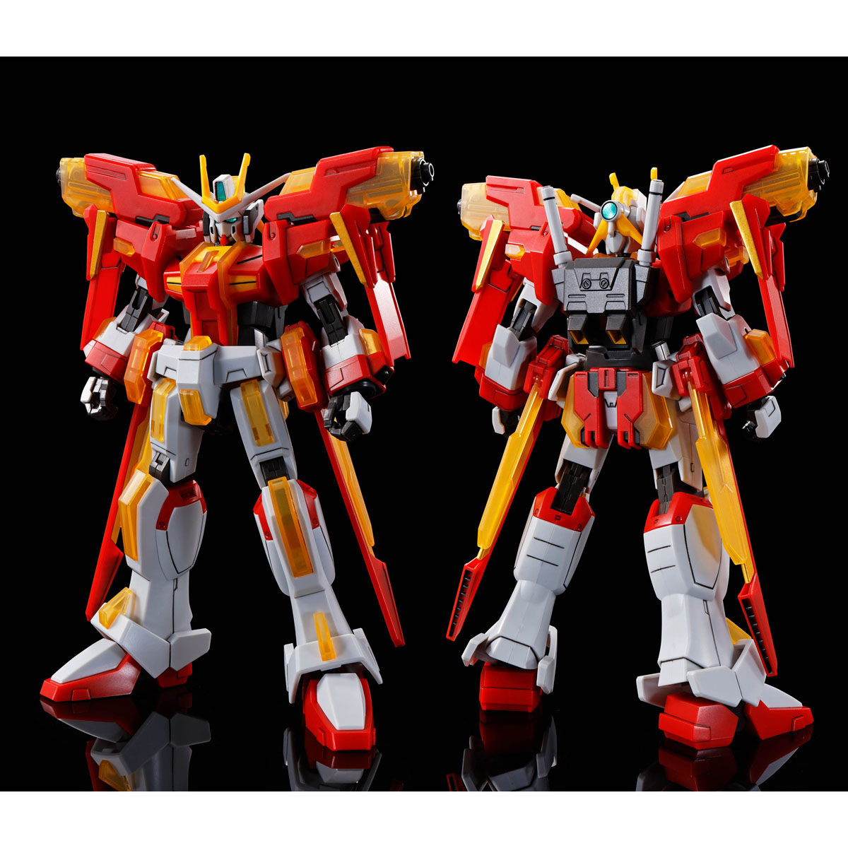 HG 1/144 EXTREME GUNDAM (type-LEOS) ECLIPSE-FACE [July 2021 Delivery]