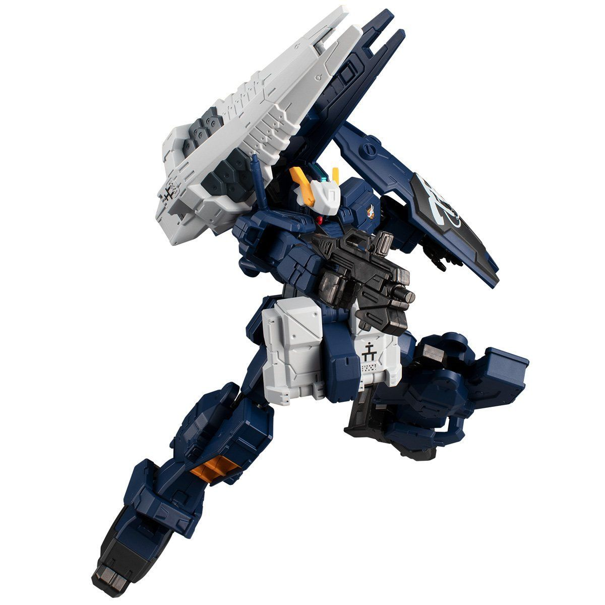 GUNDAM G-FRAME GUNDAM TR-1 [HAZEL CUSTOM] (COMBAT DEPLOYMENT COLORS) & OPTION PARTS SET W/O GUM