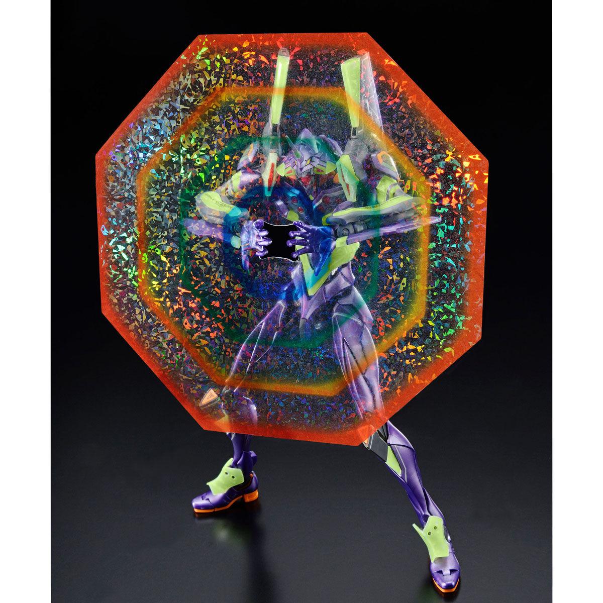 RG Multipurpose Humanoid Decisive Weapon, Artificial Human Evangelion Unit-01 [NIGHT COMBAT COLOR] [June 2021 Delivery]