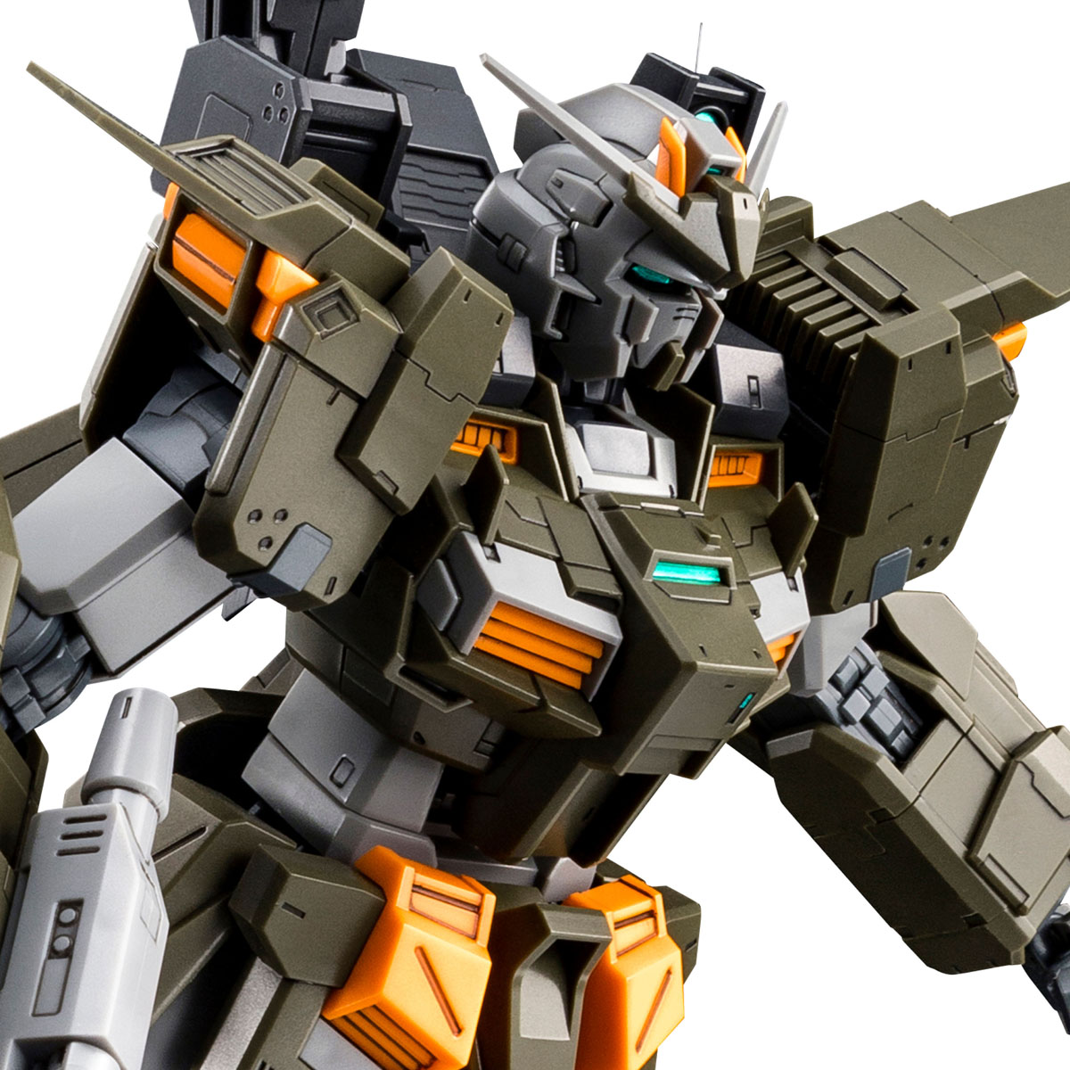 MG 1/100 GUNDAM STORMBRINGER F.A. / GM TURBULENCE [July 2021 Delivery]