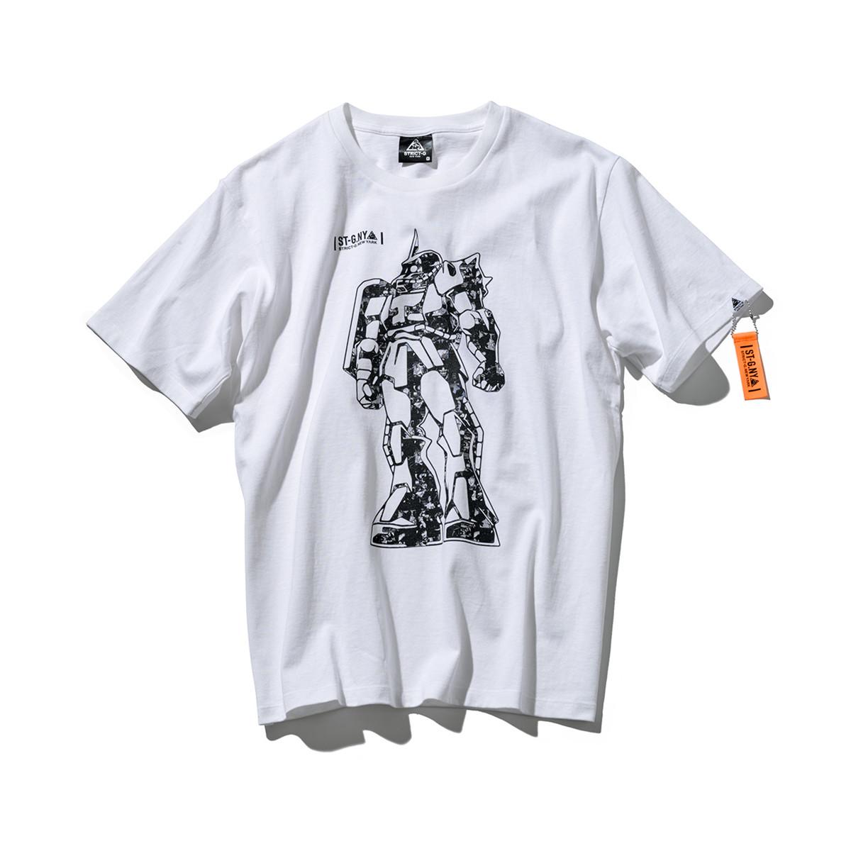 Zaku T-shirt—Mobile Suit Gundam/STRICT-G NEW YARK Collaboration