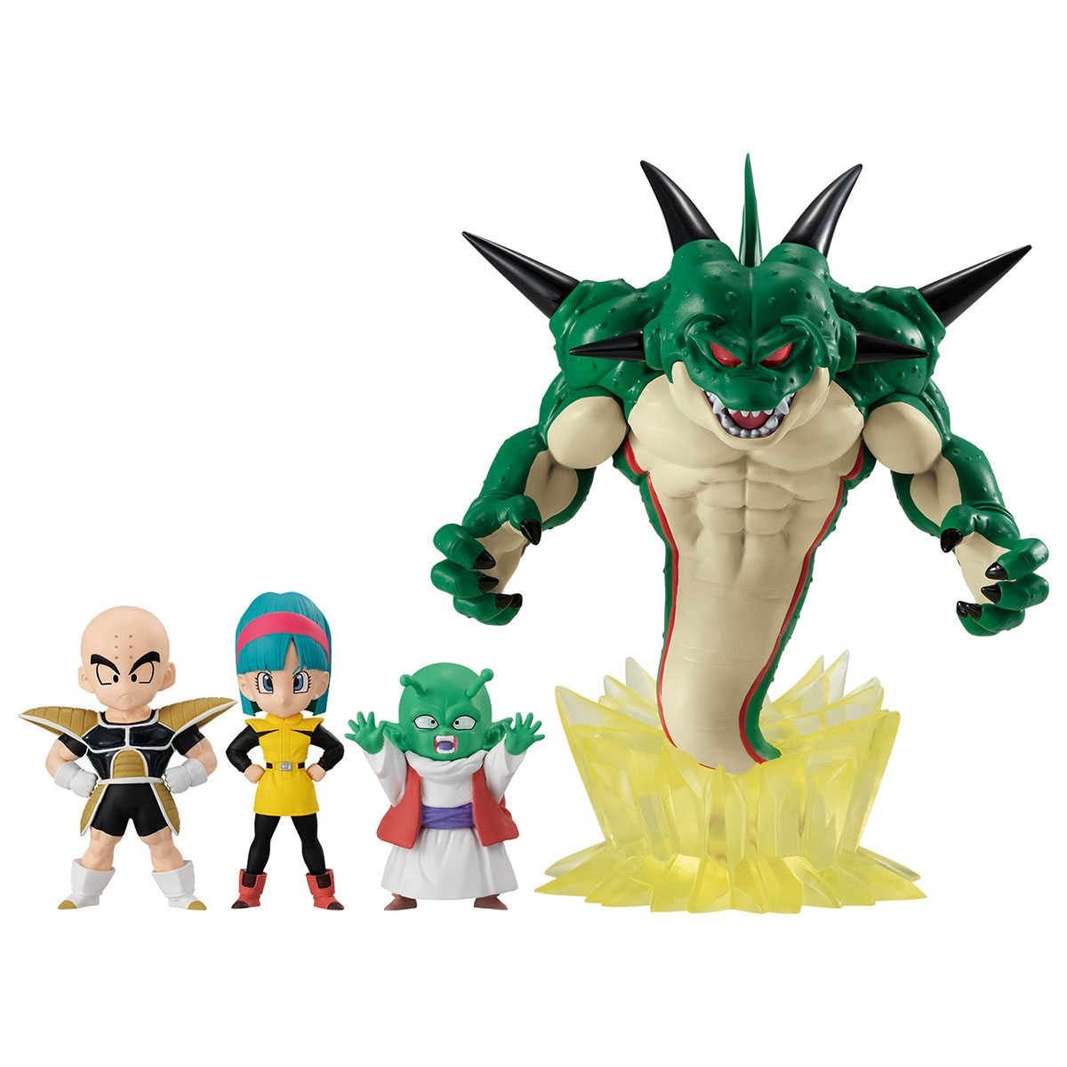 DRAGON BALL ADVERGE PORUNGA SET W/O GUM