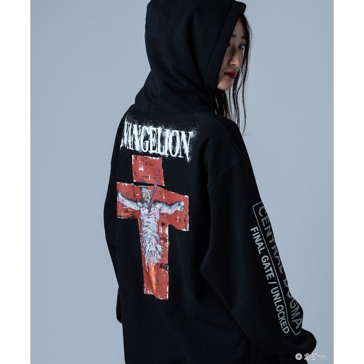 Lilith Hoodie—Evangelion/glamb Collaboration