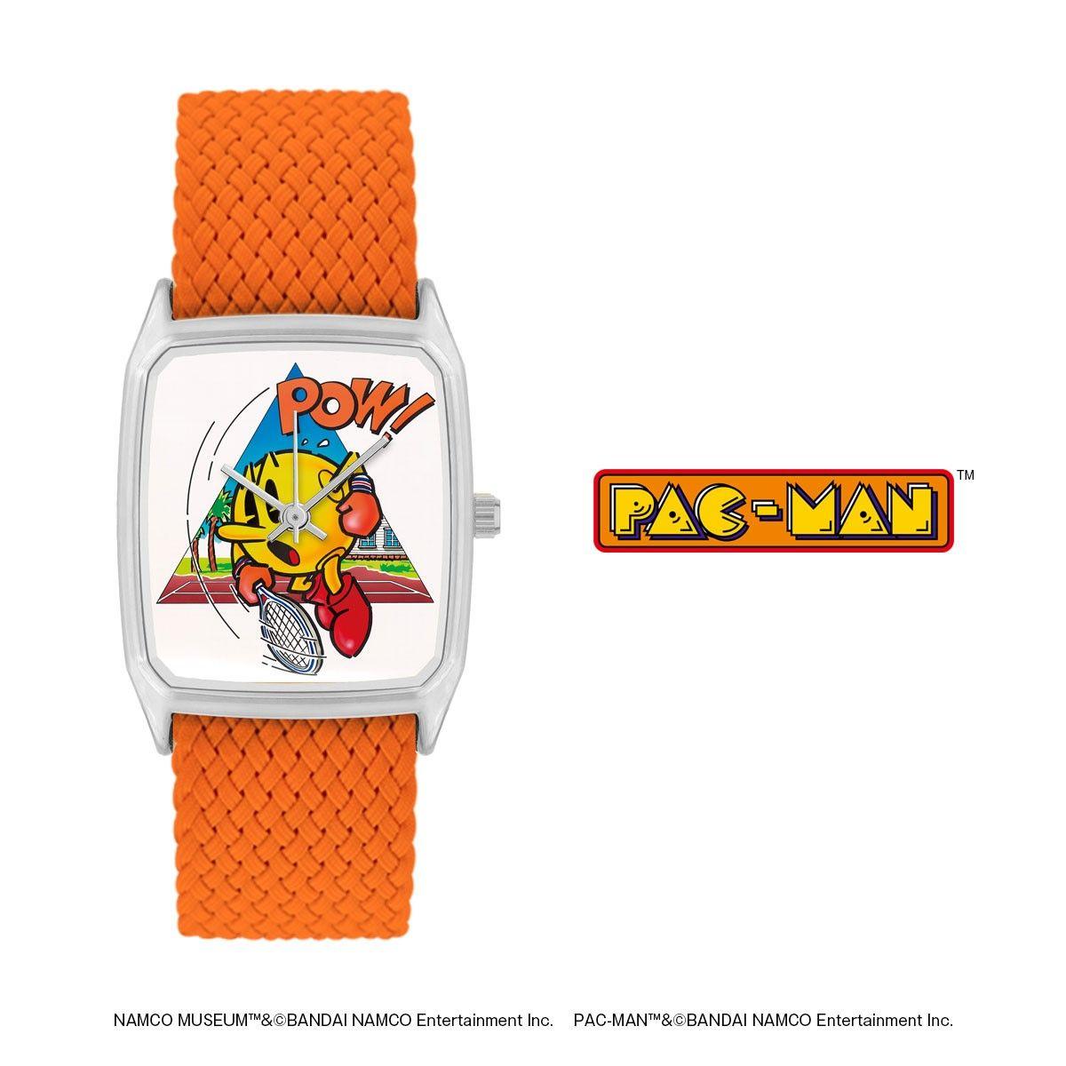 Pac-Man Wristwatch—Namco Museum/LAPS Collaboration