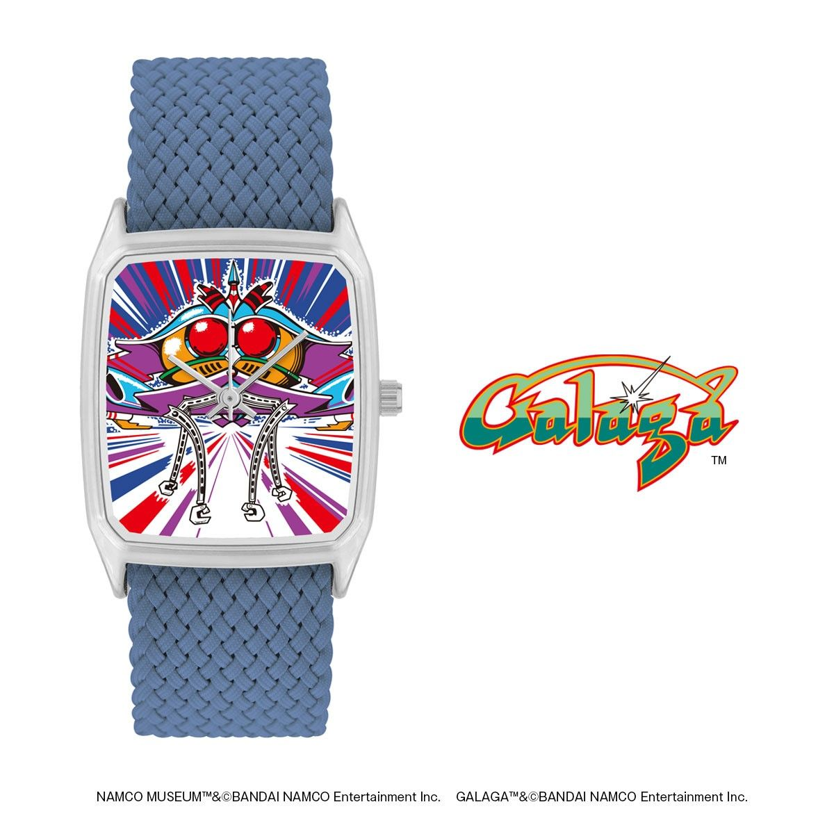 Galaga Wristwatch—Namco Museum/LAPS Collaboration