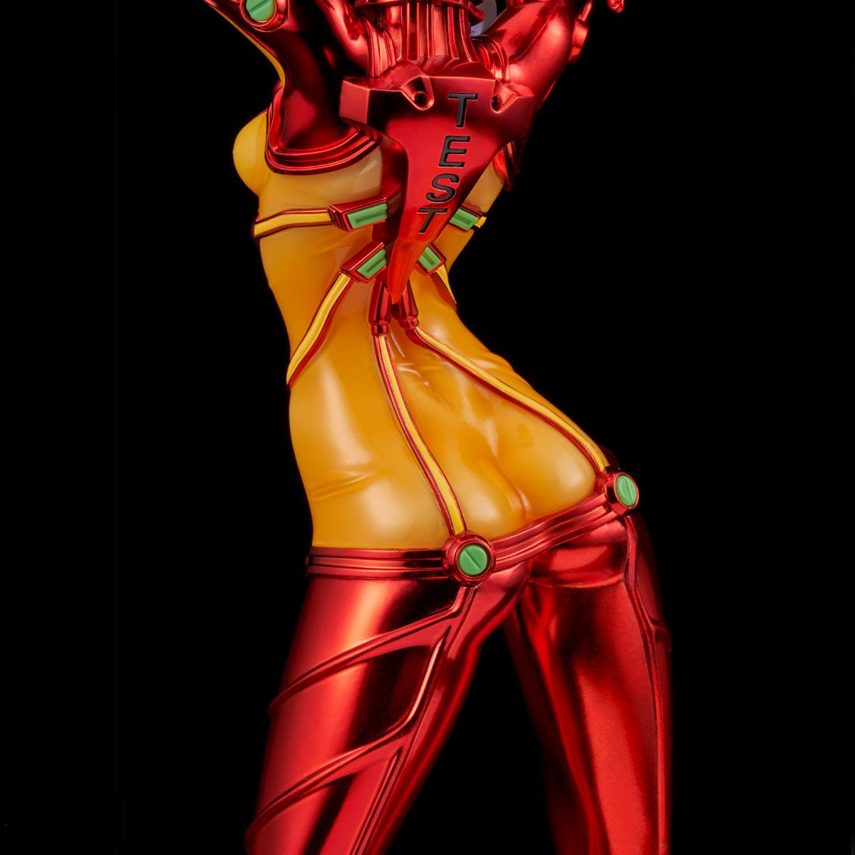 Figure-riseLABO SHIKINAMI ASUKA LANGLEY [SPECIAL COATING] [June 2021 Delivery]