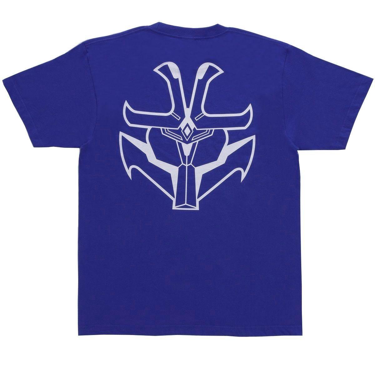Keisuke Nago 753 T-shirt—Kamen Rider Kiva