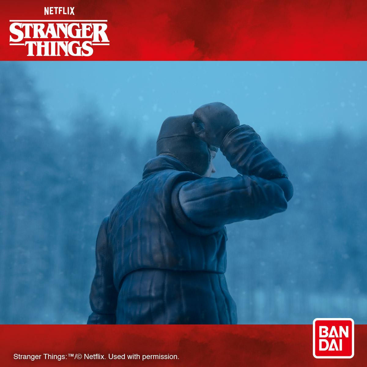 STRANGER THINGS #1 HOPPER
