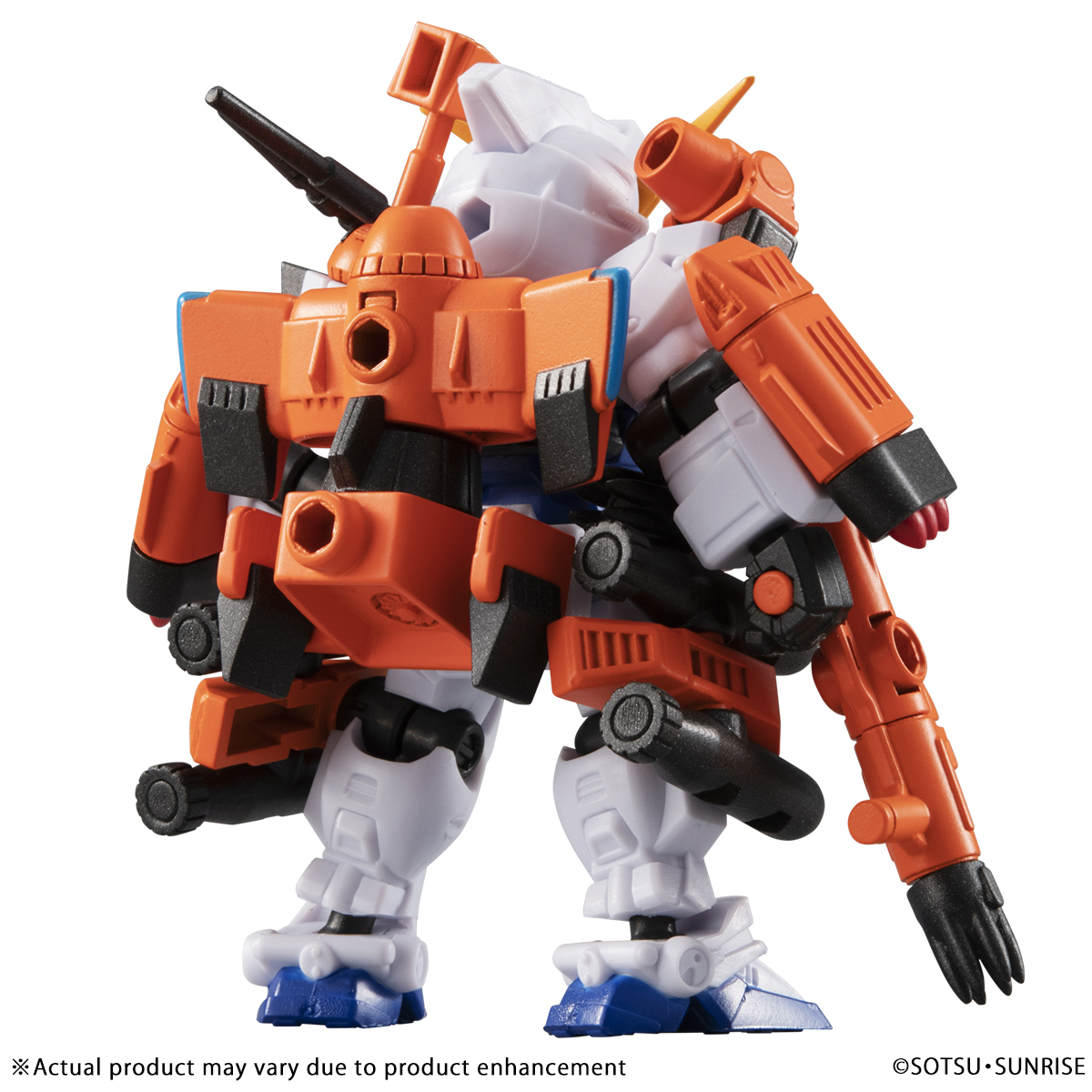 MOBILE SUIT ENSEMBLE EX25 GUNDAM F90 ( V-TYPE & M-TYPE SET)