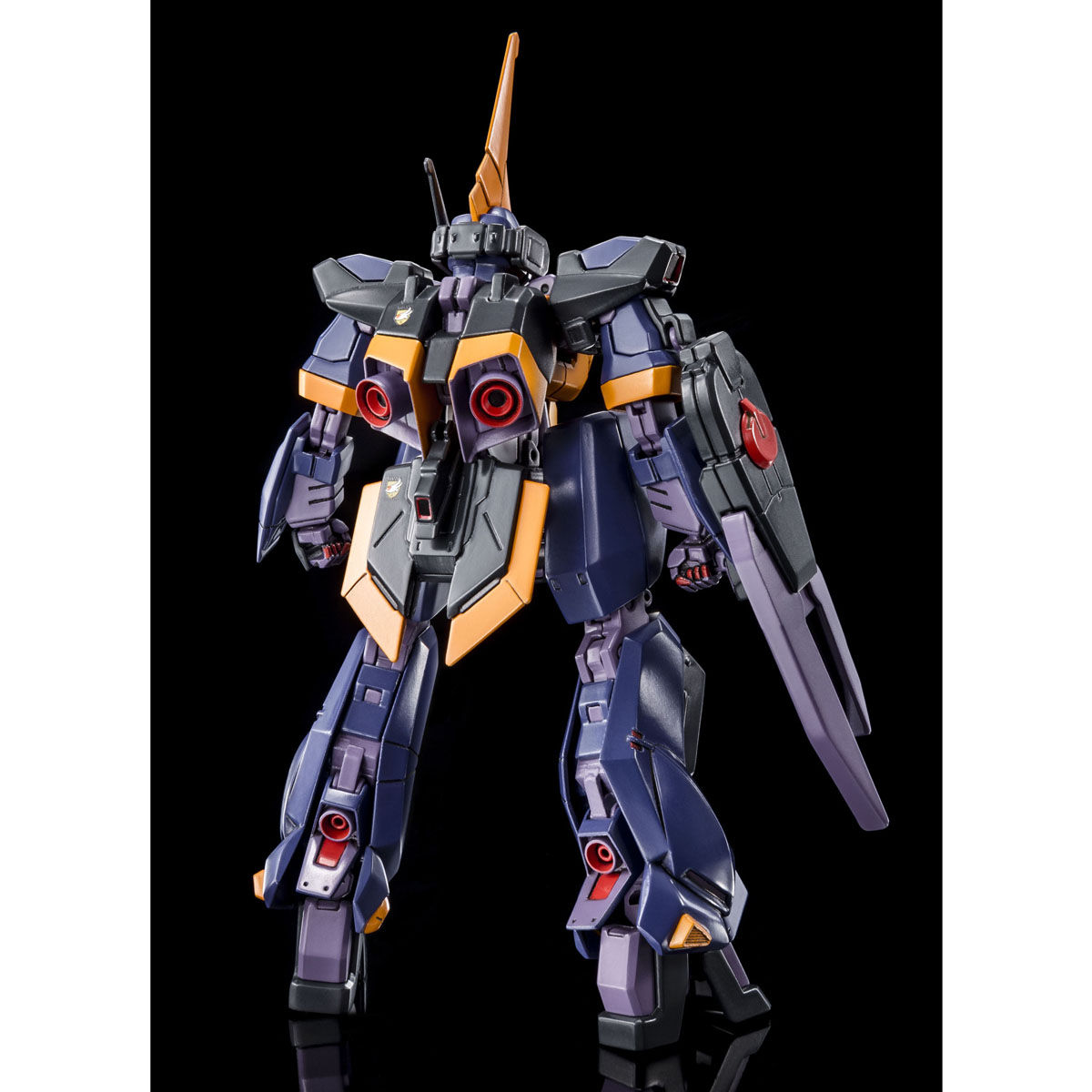 HG 1/144 BARZAM(A.O.Z RE-BOOT Ver.) [Oct 2021 Delivery]