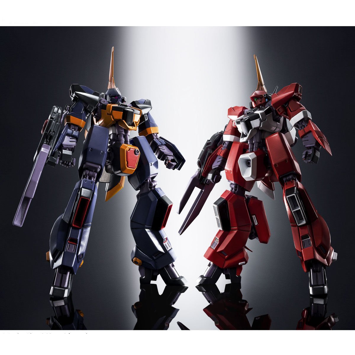 HG 1/144 BARZAM RE-ZEON CAPTURED(A.O.Z RE-BOOT Ver.) [Aug 2021 Delivery]