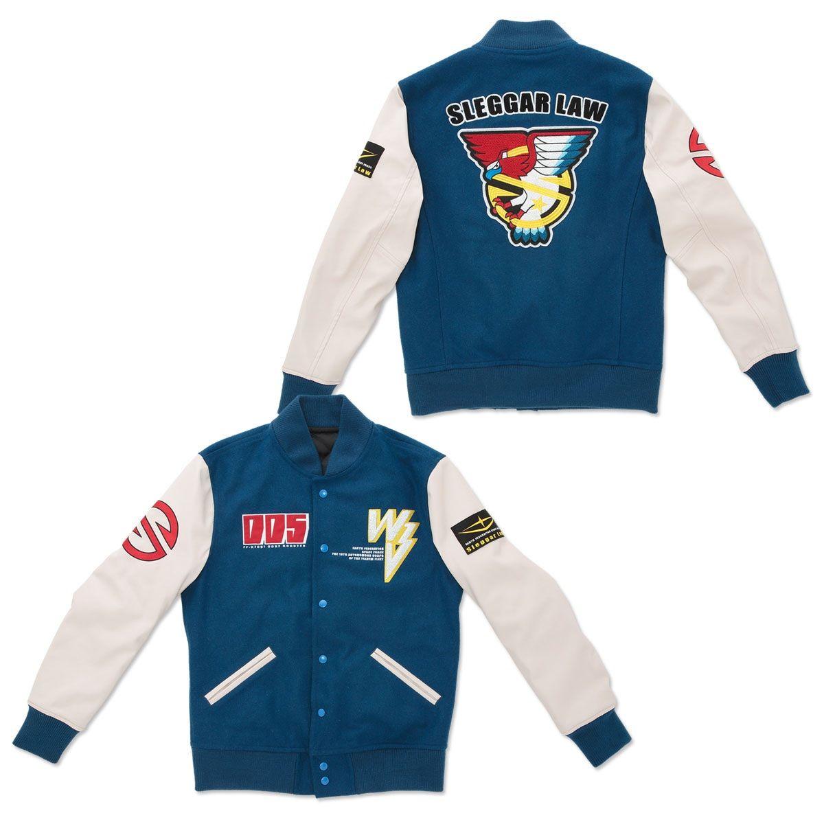 Mobile Suit Gundam Sleggar Law Personal Emblem Jacket