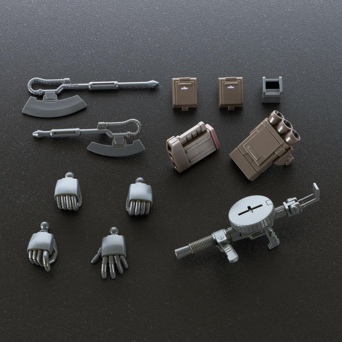 HG 1/144 ZAKU DESERT TYPE(DOUBLE ANTENNA TYPE)  [Nov 2021 Delivery]