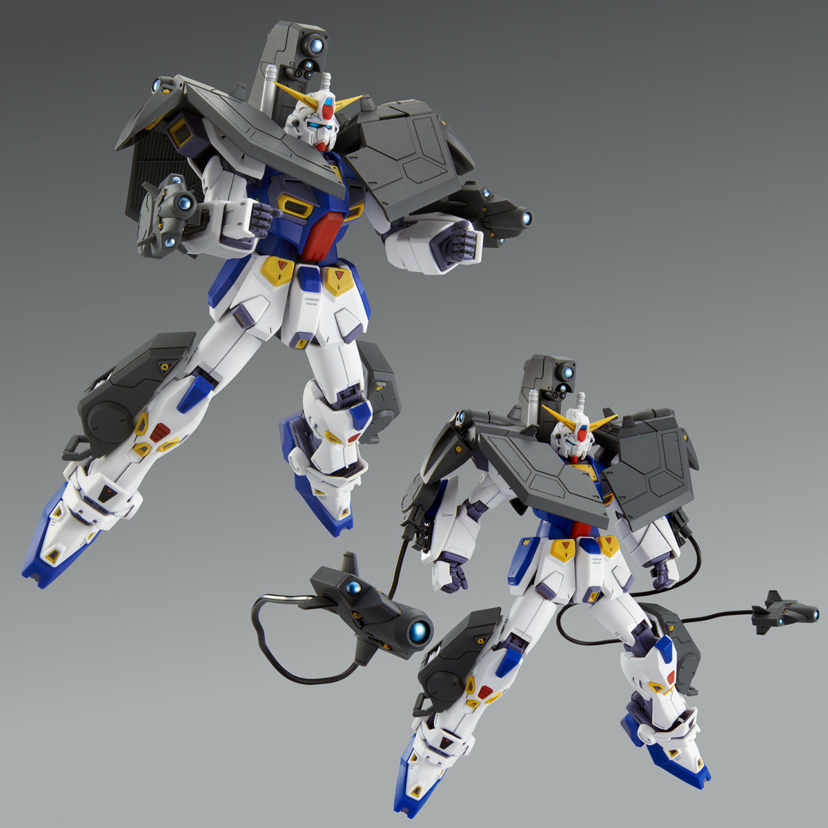 MG 1/100 MISSION PACK R-TYPE & V-TYPE for GUNDAM F90 [July 2021 Delivery]