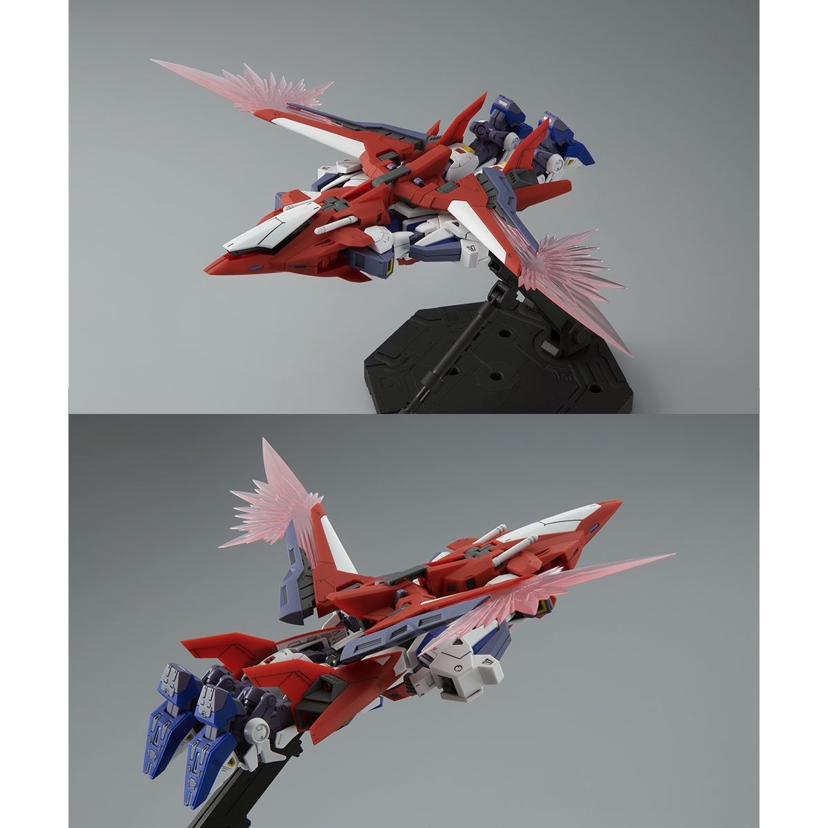 MG 1/100 MISSION PACK W-TYPE for GUNDAM F90 [Nov 2021 Delivery]