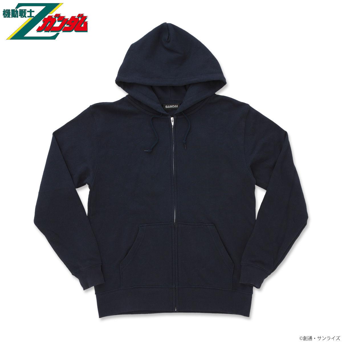 Mobile Suit Zeta Gundam Hyaku Shiki Japanese Style Hoodie