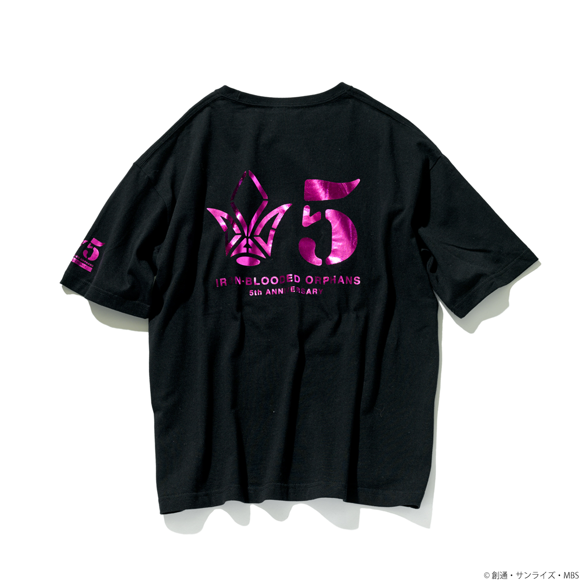Ryusei-Go T-shirt—Mobile Suit Gundam IRON-BLOODED ORPHANS/STRICT-G Collaboration