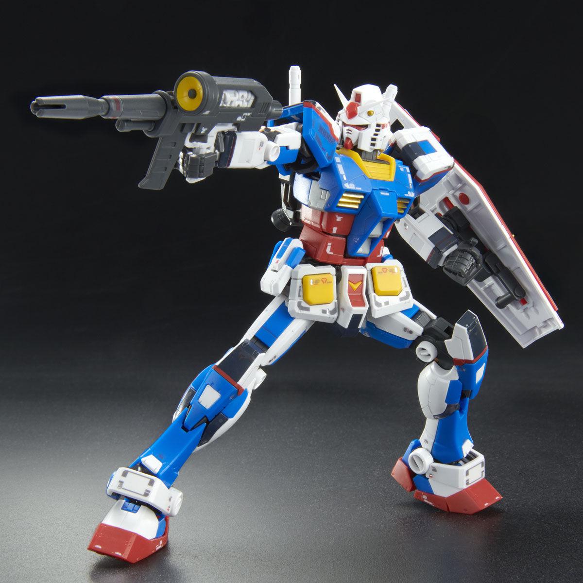 RG 1/144 RX-78-2 GUNDAM (TEAM BRIGHT CUSTOM) [Dec 2021 Delivery]