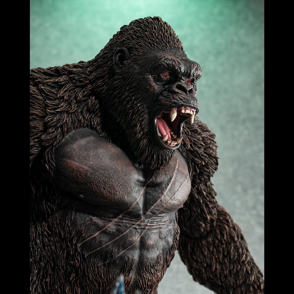 UA Monsters KONG from GODZILLAvs.KONG (2021)