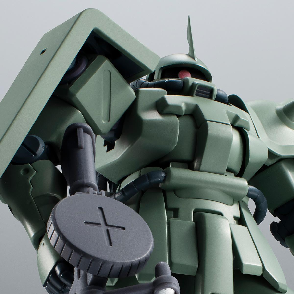 ROBOT SPIRITS <SIDE MS> MS-06F-2 ZAKUII F2 NEUEN BITTER ver. A.N.I.M.E.
