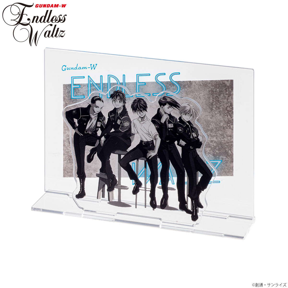 Mobile Suit Gundam Wing: Endless Waltz Acrylic Standee
