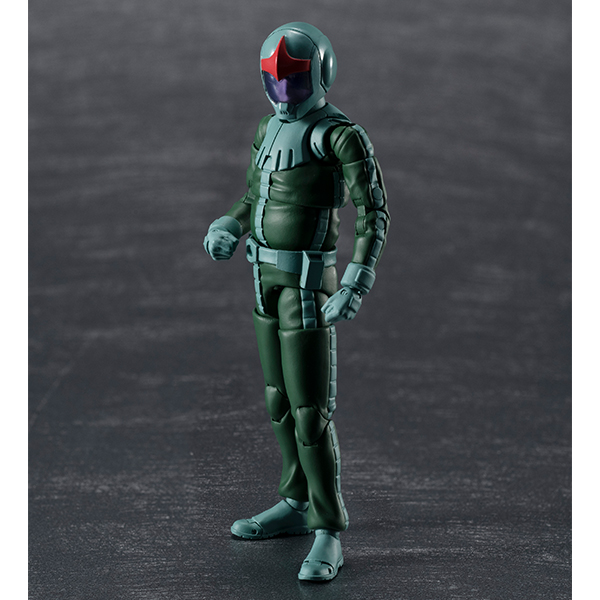 G.M.G. Principality of Zeon Army Soldier 04 Normal Suit