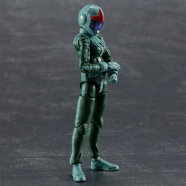 G.M.G. Principality of Zeon Army Soldier 05 Normal Suit