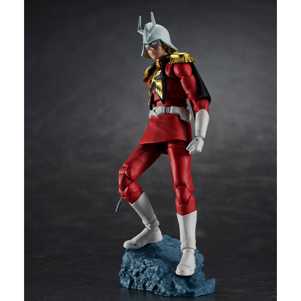 G.M.G. Principality of Zeon Army Soldier 06 Char Aznable