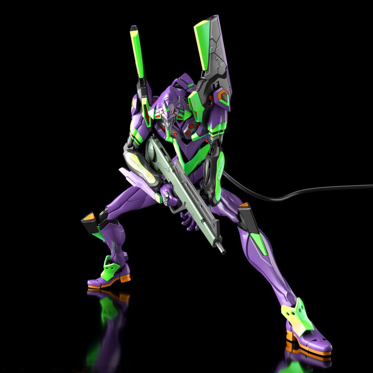 RG Multipurpose Humanoid Decisive Weapon, Artificial Human Evangelion Unit-01(EVANGELION:3.0+1.0) [Mar 2022 Delivery]