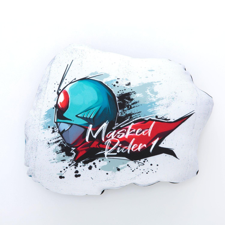 Kamen Rider 1 Pop Art Style Cushion