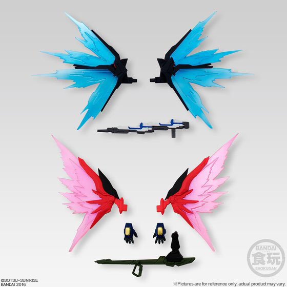 FW GD CONVERGE SP08 & WING OF LIGHT OPTION SET [July 2017 Delivery]