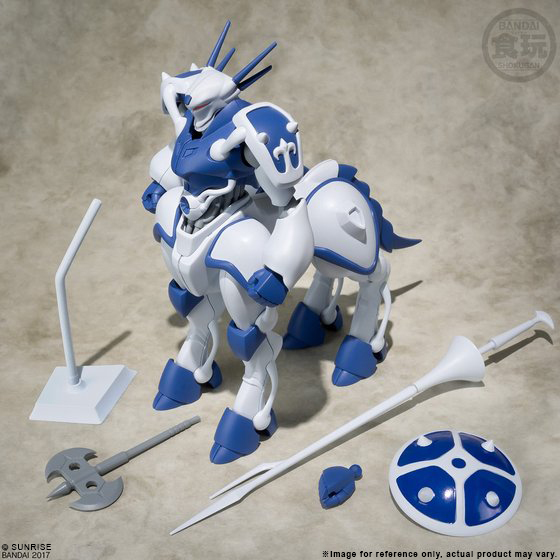 SUPER MINIPLA - PANZER WORLD GALIENT - PROMAXIS & PROMAXIS ZEE SET (2 in 1) [July 2018 Delivery]