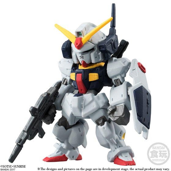 FW GUNDAM CONVERGE HONG KONG CITY BATTLE SET (GUNDAM Mk-II FULL WEAPON SET/PSYCHO GUNDAM) 2 IN 1SET [December 2017 Delivery]