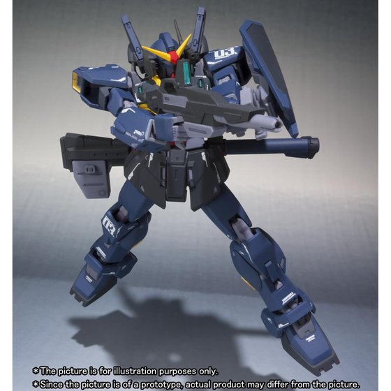 【Set of 2】THE ROBOT SPIRITS (Ka signature) 〈SIDE MS〉 GUNDAM Mk-II TITANS (With special parts accessories)