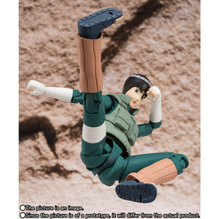 S.H.Figuarts Rock Lee