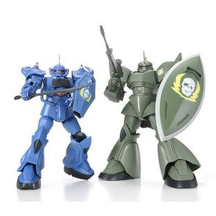 HG 1/144 GOUF & GELGOOG (VISCH DONAHUE'S CUSTOM) [December,2018 Delivery]