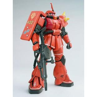 MG 1/100 MS-06S JOHNNY RIDDEN'S ZAKU II [Sep 2019 Delivery]