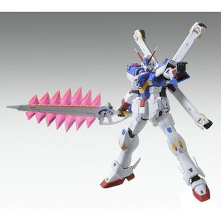 MG 1/100 CROSSBONE GUNDAM X3 Ver.Ka [July 2021 Delivery]