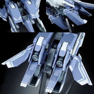 【C3 AFA 2017 Online Campaign 2.0】HG 1/144 GN ARMS TYPE-E (Real Color Ver.)