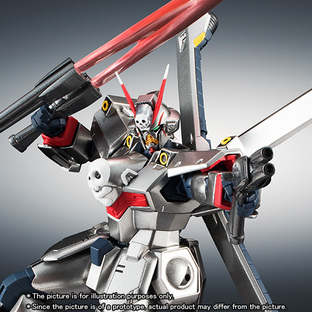 THE ROBOT SPIRITS 〈SIDE MS〉 CROSSBONE GUNDAM X-0