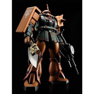 MG 1/100 MS-06FS ZAKU II (GARMA ZABI USE) [Jul 2020 Delivery]
