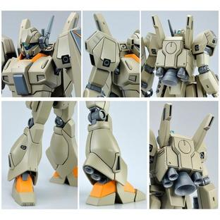 HG 1/144 JEGAN TYPE-A2 (GENERAL REVIL DEPLOYMENT) [March 2018 Delivery]