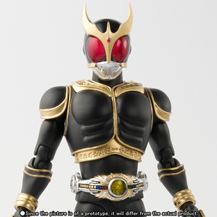 S.H.Figuarts MASKED RIDER KUUGA AMAZING MIGHTY [April 2017 Delivery]
